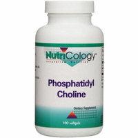 Nutricology Phosphatidyl Choline, 100 CT