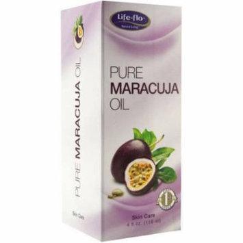 Life-Flo Pure Marcacuja Oil, 4 OZ