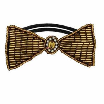 Tassel Dolorosa Hair Tie, Gold