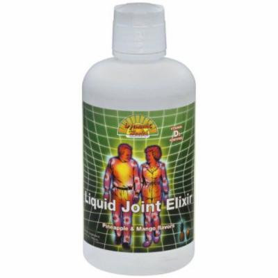 Dynamic Health Joint Elixir, Liquid, Pineapple & Mango, 32 FL OZ