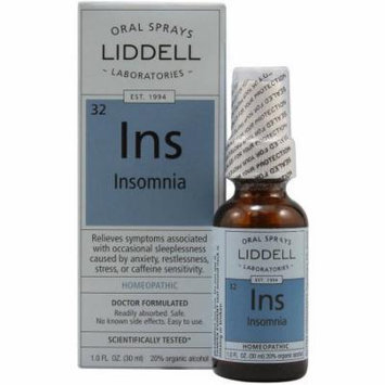 Liddell Laboratories Insomnia, 1 OZ
