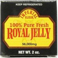 Imperial Elixir 100% Pure Fresh Royal Jelly, 2 FL OZ