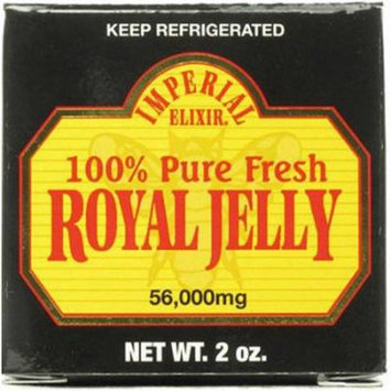 Imperial Elixir 100% Pure Fresh Royal Jelly, 2 FL OZ