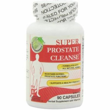 Health Plus Prostate Cleanse Capsules, 90 CT