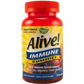 Nature's Way Alive Immune Gummies, 90 CT
