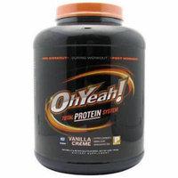 ISS Protein Powder, Vanilla Creme, 4 LB