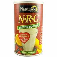 Naturade Protein Booster, N.R.G., Vanilla Flavor, 15 OZ