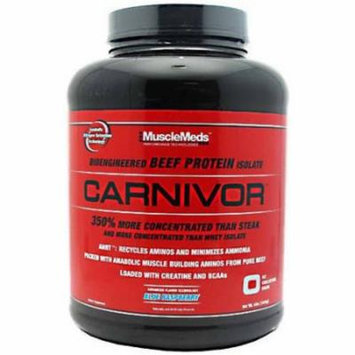 Muscle Meds Carnivor, Fruit Punch, 4 LB