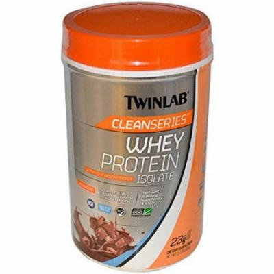 Twinlab Cleanseries Whey Chocolate, 1.5 LB