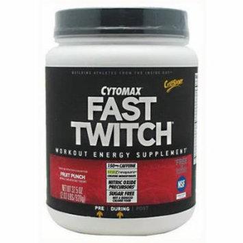 CytoSport Fast Twitch, Power Punch, 2.03 LB