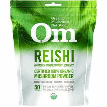Mushroom Matrix Reishi Powder Drink Mix, Organic, 3.57 OZ