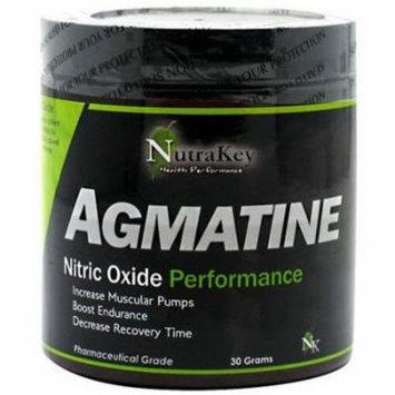 Nutrakey Agmatine, 30 GM