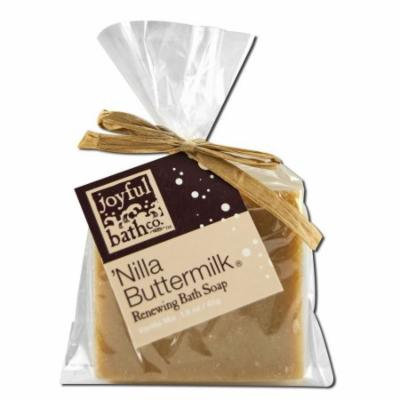 Joyful Bath - Bath Soap, Nilla Buttermilk 1.6 oz