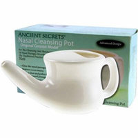 Ancient Secrets Nasal Cleansing Pot, 1 CT
