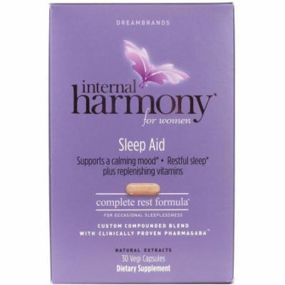 Dreambrands Internal Harmony Sleep Aid, 30 CT