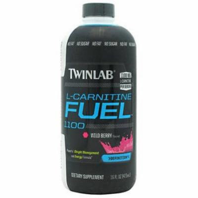 Twinlab Carnitine Fuel, Wild Berry, 16 FL OZ
