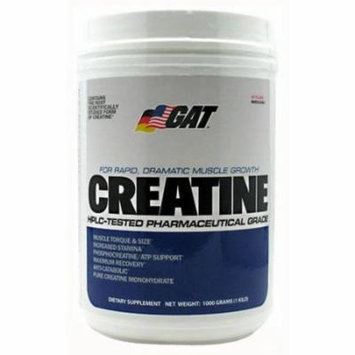 GAT Gat Creatine Powder, 100 GM
