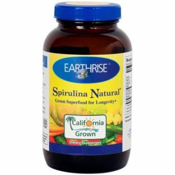 Earthrise Spirulina Natural Capsules, 150 CT