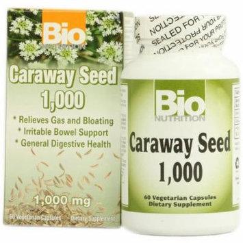 Bio Nutrition Caraway Seed, 60 CT