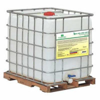 RENEWABLE LUBRICANTS 81177 Hydraulic Oil,Tote,Yellow,275 gal. G2224111