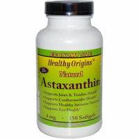 Healthy Origins Astaxanthin Gels, 150 CT