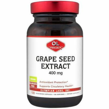 Olympian Labs Grape Seed Extract, 100 CT