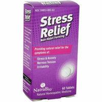 Natra Bio Stress Relief Tablet, 60 CT