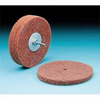 3M 5795 Arbor Mt Disc, 4-1/2x7/8in, 24G, PK25