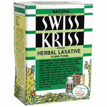 Swiss Kriss Flake Box, 1.5 OZ (Pack of 2)