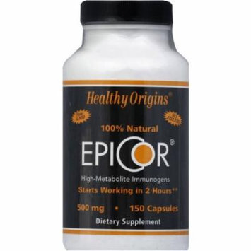 Healthy Origins EpiCor, 500 mg, Capsules, 150 CT