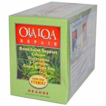 Ola Loa B-12 Hydroxycobalamin with Folic Acid, Cherry Flavor, 60 CT