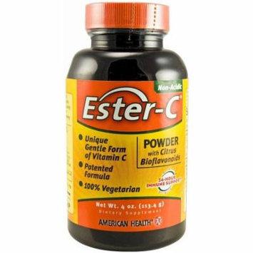 American Health Ester C Vegetarian Citrus Bioflavonoids, 4 OZ