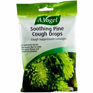 A. Vogel Cough Drops, Soothing Pine, 18 CT (Pack of 2)