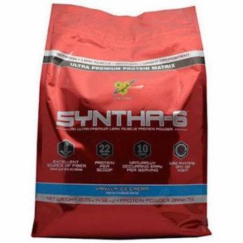 BSN Syntha-6, Vanilla Ice Cream, 10 LB