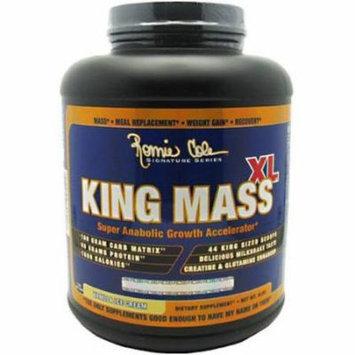 Ronnie Coleman King Mass XL, Vanilla Ice Cream, 6 LB