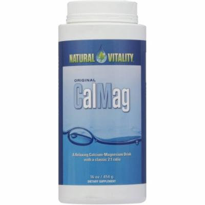 Natural Vitality Balanced Calmag Original, 16 FL OZ