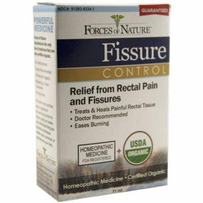 Forces of Nature Fissure Control, 11 ML
