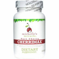Michelle's Miracle Cherrimax, Tart Cherry Tablets, Dietary Supplement, 60 CT