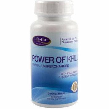 Life-Flo Power of Krill, 60 CT