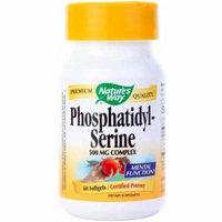 Nature's Way Phosphatidylserine Softgel Capsules, 60 CT