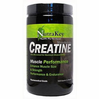 Nutrakey Creatine Monohydrate, 500 GM