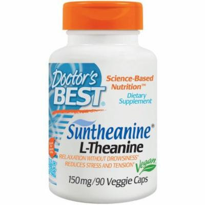 Doctor's Best Suntheanine, 90 CT