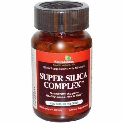Futurebiotics Super Silica Complex Vegetarian Capsules, 60 CT