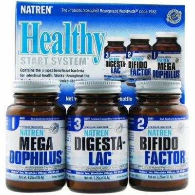 Natren Healthy Start Kit Dairy Free, 3 CT