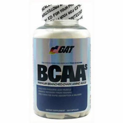 GAT Gat BCAAs, 180 CT