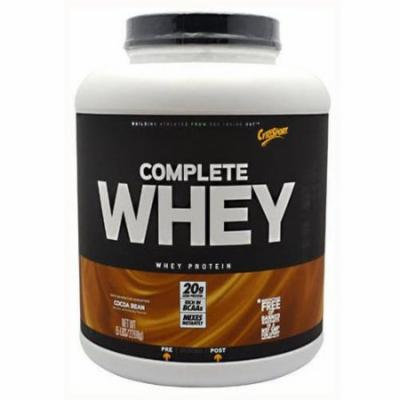 CytoSport Complete Whey Protein, Cocoa Bean, 5 LB
