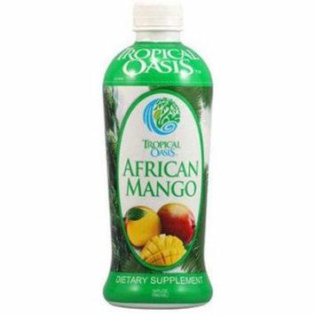 Tropical Oasis African Mango Liquid, 32 FL OZ