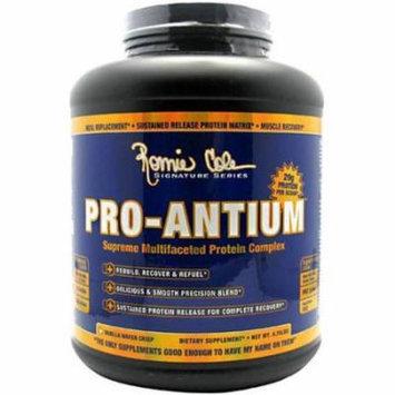 Ronnie Coleman Pro-Antium, Vanilla Wafer Crisp, 5 LB