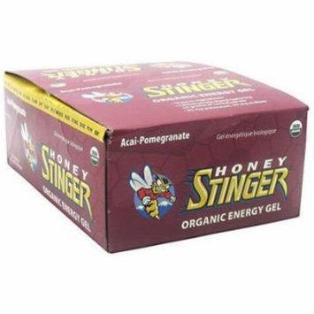 Honey Stinger Gel, Acai-Pomegranate, 24 CT