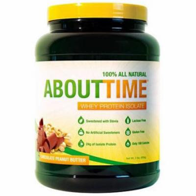 About Time About Time, Chocolate Peanut Butter Suppliment, 2.0 LB